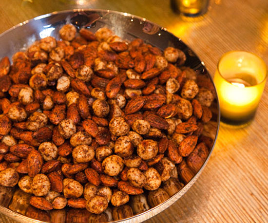 Spice-Dusted Toasted Nuts