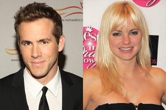Ryan Reynolds and Anna Faris Cast in Comedy TMI