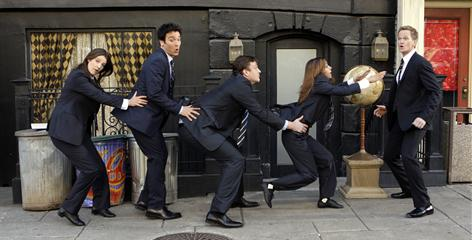 Link Time! First Look at HIMYM's Musical Episode
