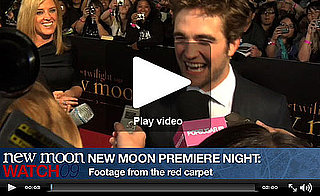 Rob, Kristen, Taylor, and Other Highlights From the New Moon Premiere!
