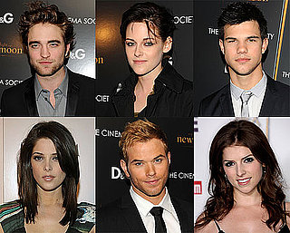Which Member of the New Moon Cast Would You Want at Thanksgiving?