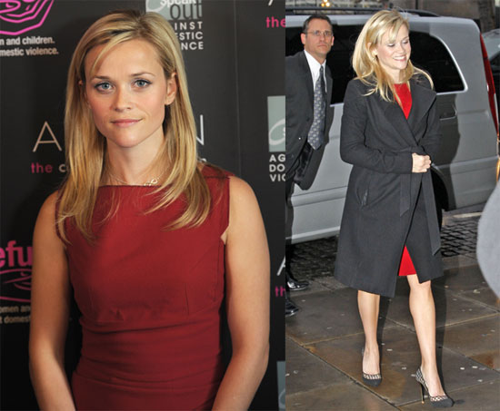 Photos of Reese Witherspoon in London 2009-12-02 08:35:39