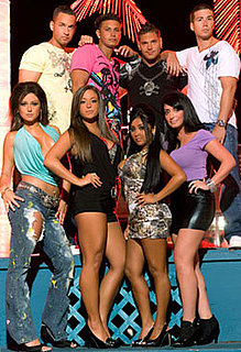 Are You Into the Drama of Jersey Shore?