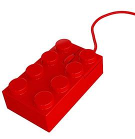 Lego Shaped Mouse