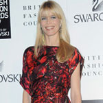 Red Carpet Arrivals at the British Fashion Awards
