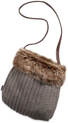 Faux Fur Purse/Bag