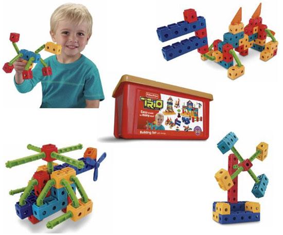 Trio Building Blocks