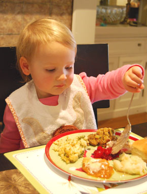 Sugarbabies: Kicking Off Thanksgiving Sugarbabies!