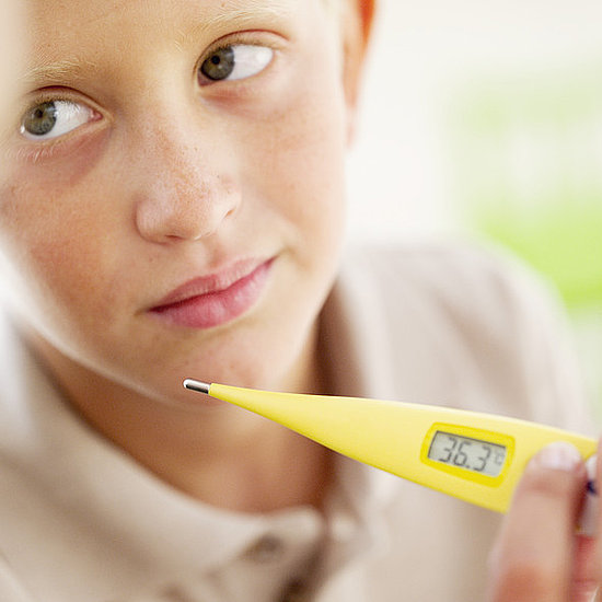 How Do You Take Your Child's Temperature?