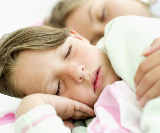Signs Your Child Might Be Sleep Deprived