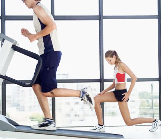 Gym Time-Savers