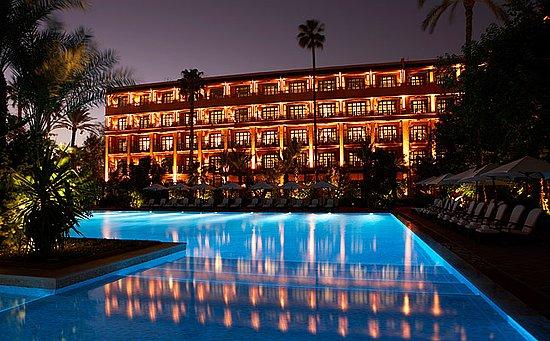Hotel La Mamounia Reopens in Marrakech, Morocco