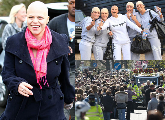 Best of 2009 PopSugarUK Series Biggest Headlines of the Year Featuring Jade Goody's Battle Against Cervical Cancer and Death RIP