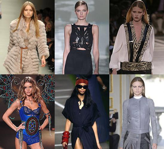 Best Model of 2009, Catwalk Names, Vote Here
