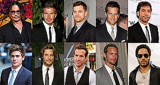 Who's the Sexiest Man of 2009?