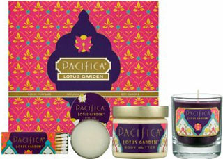 Sunday Giveaway! Win a Pacifica Lotus Garden Travel Set