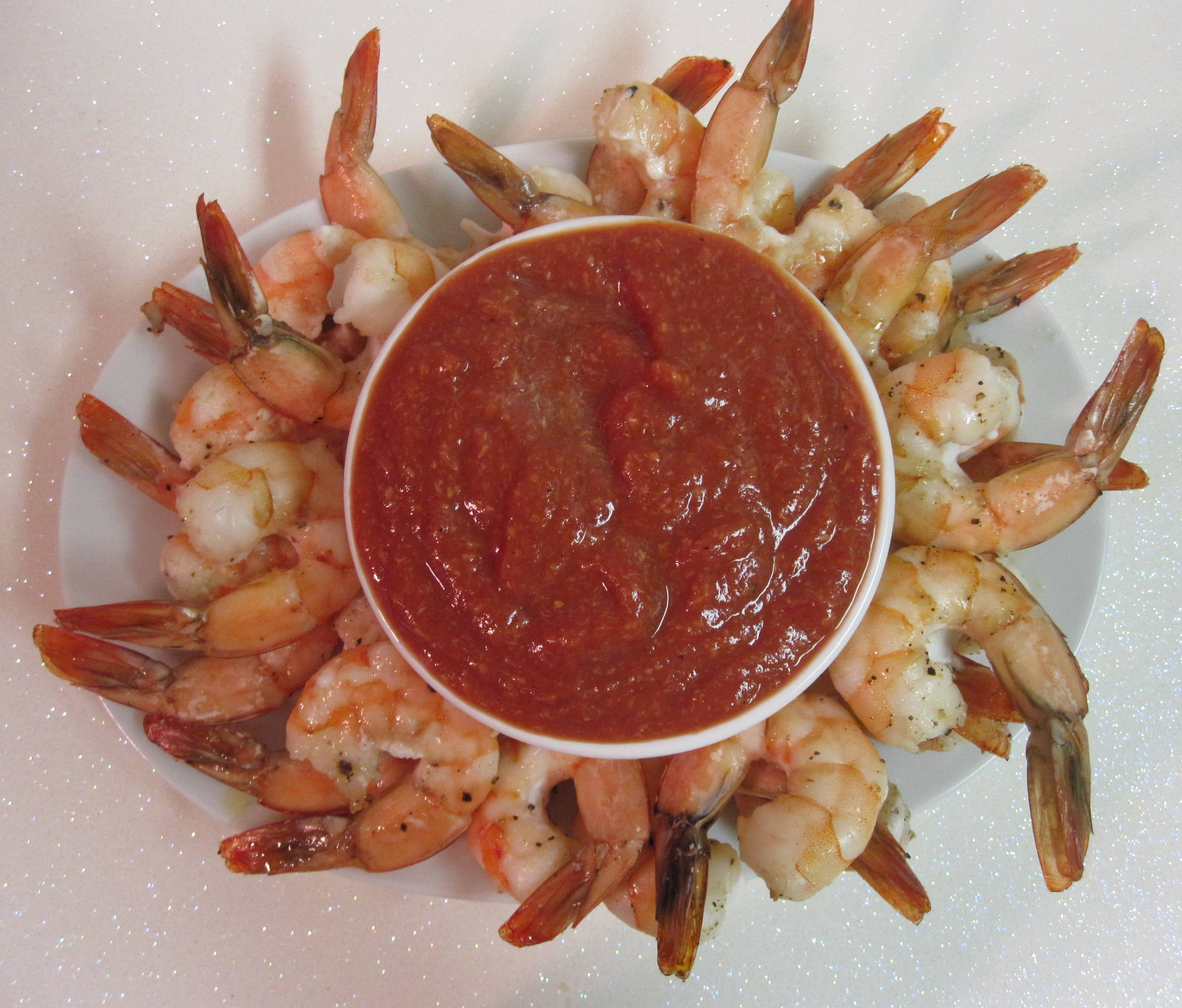 Ina garten 39 s roasted shrimp cocktail recipe popsugar food - Ina garten baking recipes ...