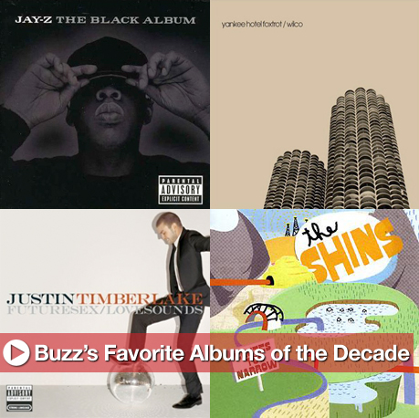 List of Favorite Albums of the Decade 2009-12-23 10:30:30