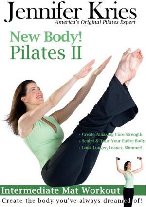DVD Review of Jennifer Kries New Body Pilates II
