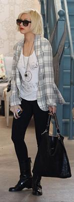 Celeb Style: Christina Aguilera