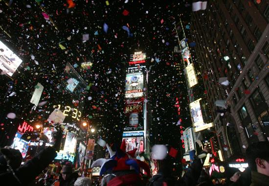 Happy New Year From BuzzSugar!