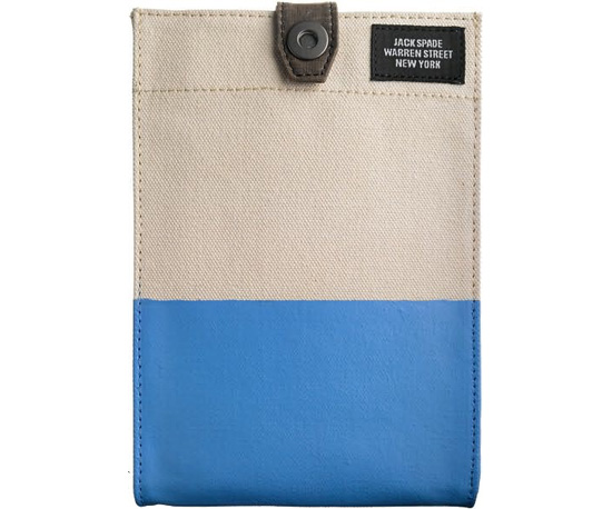 Jack Spade Industrial Canvas Cover ($65)