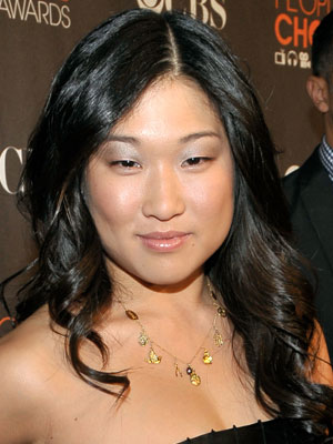 Jenna Ushkowitz at the 2010 People's Choice Awards