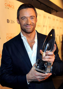 Quotes From Hugh Jackman at the 2010 People's Choice Awards