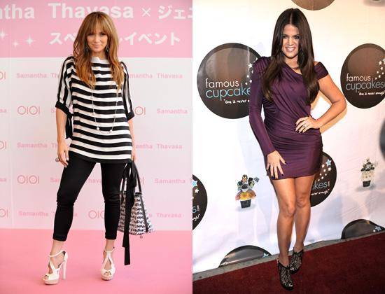 Jennifer Lopez and Khloe Kardashian Love Their Curves