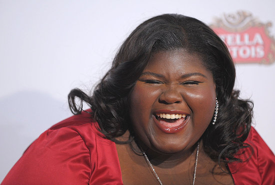 Say What? Gabourey Sidibe Knows She's Fabulous