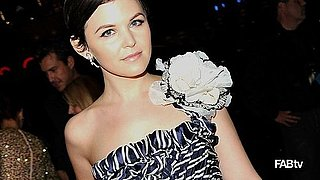 Ginnifer Goodwin Gets Risky in Her Mini by Christian Lacroix