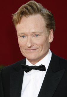 Breaking News: Conan O'Brien Says He Won't Do The Tonight Show at 12:05