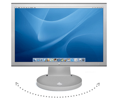 A Turntable For Your Mac Display