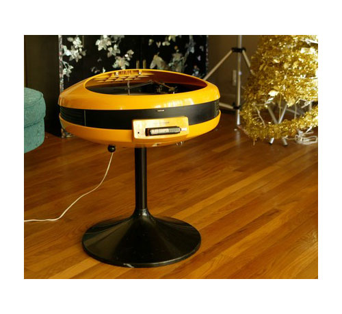 Vintage Record Player (Cost Varies)