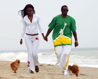 Diddy & Selma Just Friends