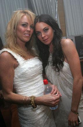 Dina Lohan - The White Oprah