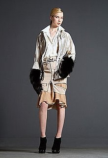 Balenciaga Pre-Fall 2009: A Taste of What's To Come
