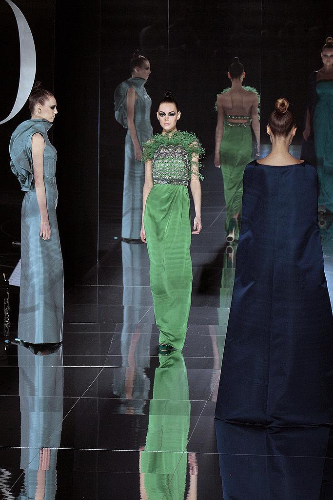 Chiuri, Piccioli Give Valentino Couture a Try for Spring 2009