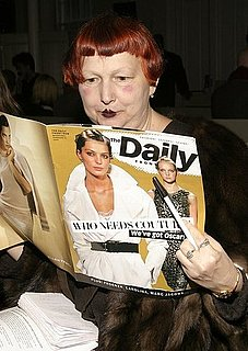 Lynn Yaeger Laid Off From Village Voice