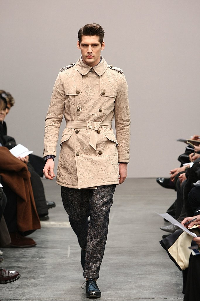 Milan: Gaetano Navarra Men's Fall 2009