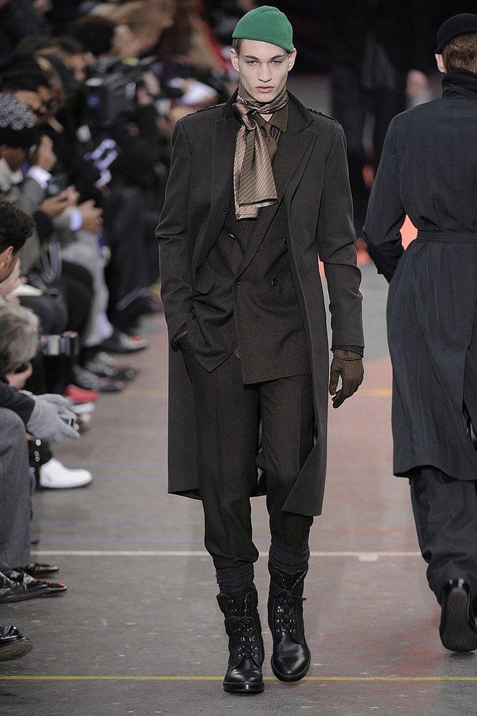 Paris: Lanvin Men's Fall 2009