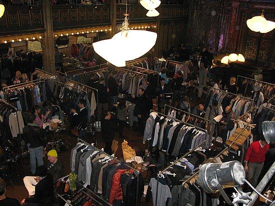 Capsule Trade Show Fall 2009