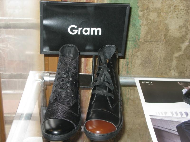 Capsule Trade Show: Gram Fall 2009