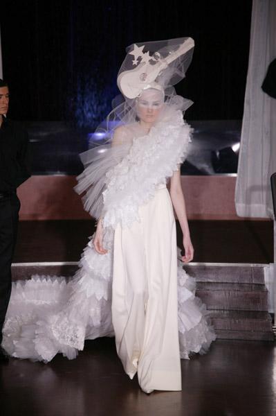 Josep Font Spring 2009 Haute Couture