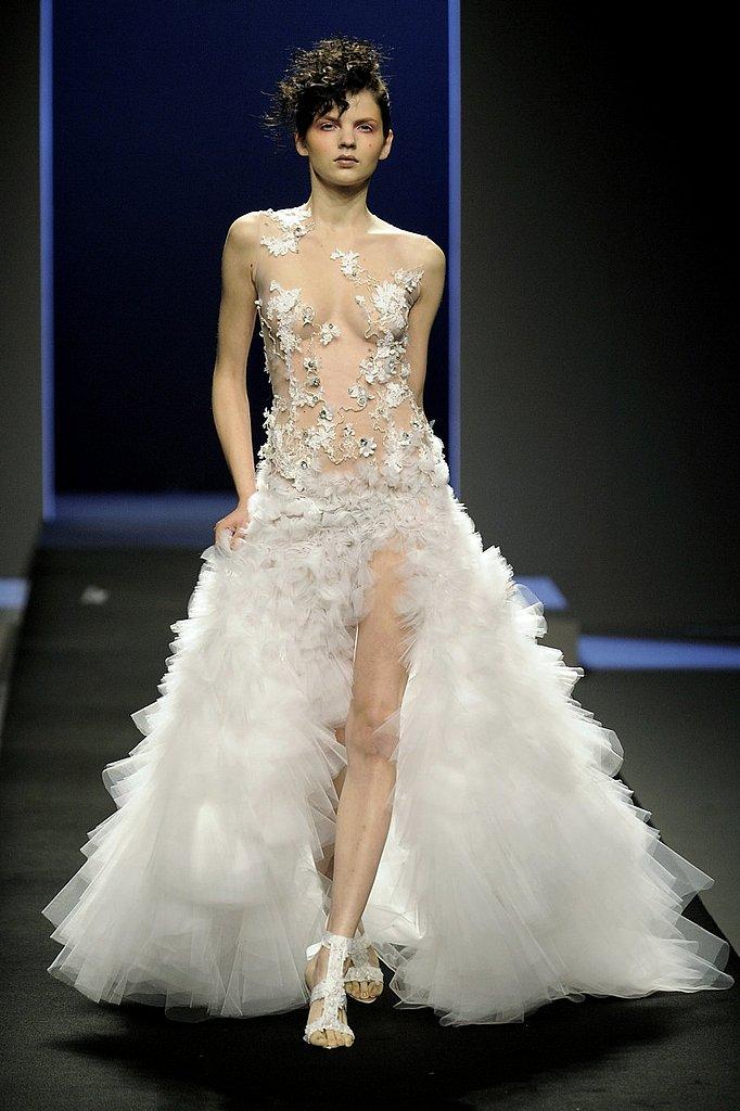 Christophe josse spring 2009 haute couture popsugar fashion for Haute couture tops