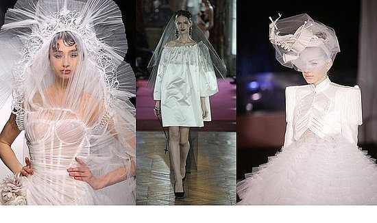 Here Comes The Spring 2009 Couture Bride