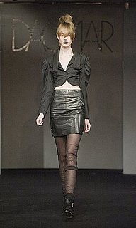 Stockholm Fashion Week: Dagmar Fall 2009