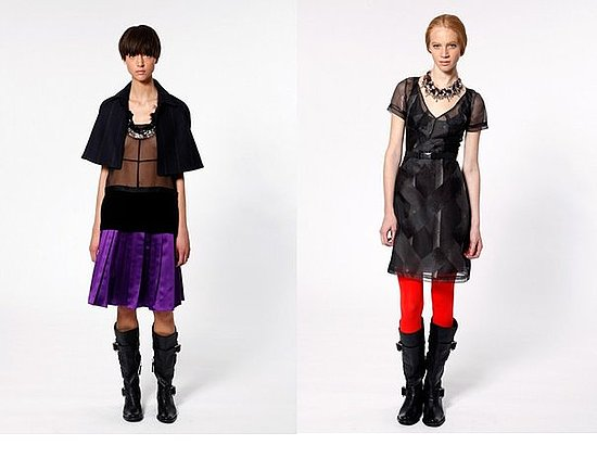 Vera Wang Lavender Label Fall 2009