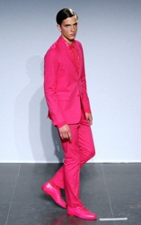 Menswear Fashion Week in New York