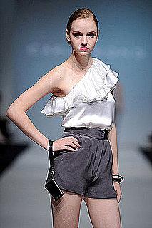 Toronto Fashion Week: Carlie Wong Spring 2009